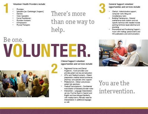 Volunteer Brochure Template Volunteers Needed Flyer Template Yourweek 64c5fdeca25e