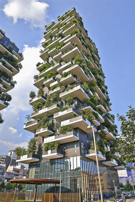 Vertical Forest Buildings The Future Will Produce