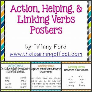 32 best 1st Grade Linking/Helping Verbs images on ...