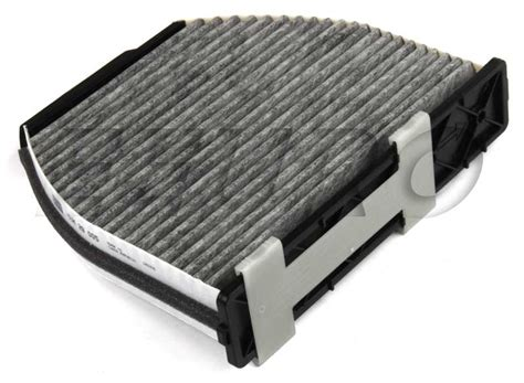 Mercedes-benz Cabin Air Filter (activated Charcoal)