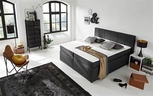 Boxspringbett B Ware : sam hotelbett boxspringbett sassari 200 x 200 cm stoffbezug grau demn chst ~ Watch28wear.com Haus und Dekorationen