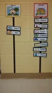 Sunday School Attendance Chart Template Attendance Chart For Preschool Preschool Classroom Setup