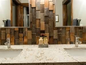 wood backsplash kitchen reclaimed wood kitchen backsplash home design ideas