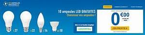 Ampoules Gratuites Edf : mes ampoules gratuites 30 ampoules led 100 gratuites ~ Melissatoandfro.com Idées de Décoration