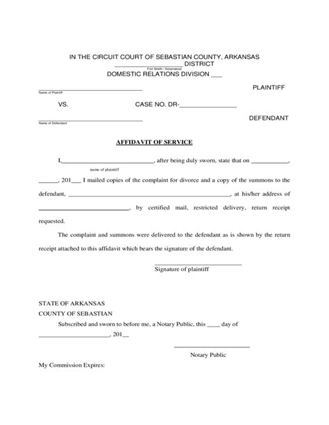 arkansas divorce forms download arkansas uncontested divorce forms free how to leave