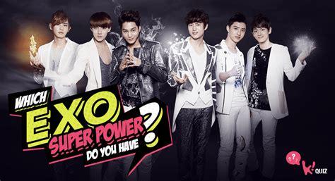 exo super power quiz which exo superpower do you have