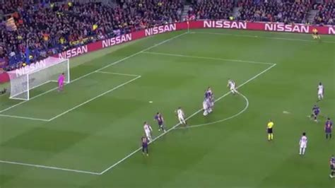 messi  kick goal video  liverpool