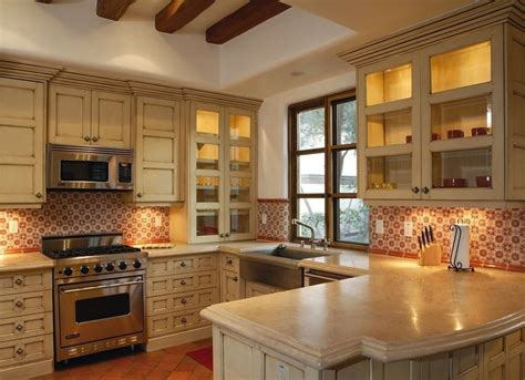 Distressing Kitchen Cabinets by Distressed Finish Kitchen Trends 12 Ideas You Might