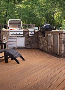 17 best ideas about outdoor barbeque area on pinterest With these 5 outdoor kitchen designs are marvelous