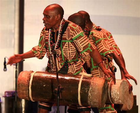 west african drumming pan international