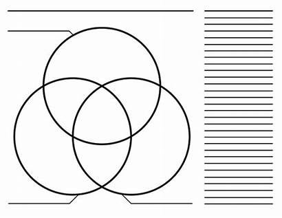 Venn Diagram Circle Template Templates Graphic Printable