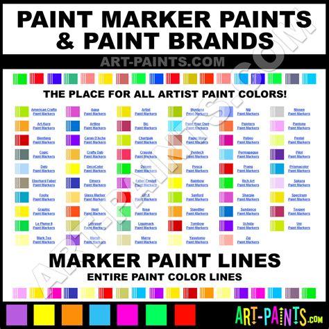 paint pens markers paints paint markers pens