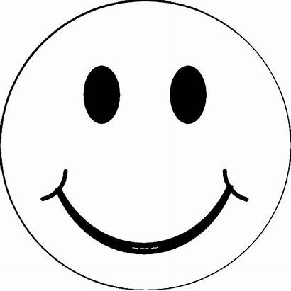 Coloring Smiley Face Happy Sheet Printable Smile