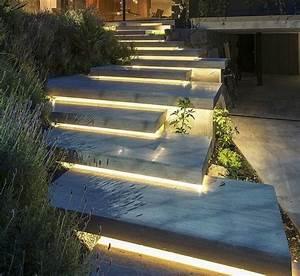 Außentreppen Beleuchtung Led : die 25 besten ideen zu eingangstreppe auf pinterest au entreppen auffahrt pflasterung und ~ Sanjose-hotels-ca.com Haus und Dekorationen