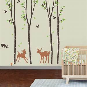 jungle wall decals theme ba room nursery image of for kids With great ideas for baby room decals for walls