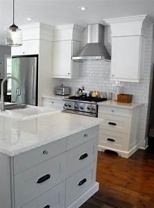 Cuisine Style Industriel Ikea : cool cuisine ikea bois brut blanc style industriel with ~ Melissatoandfro.com Idées de Décoration