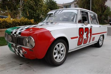 1967 Alfa Romeo Giulia Super Race Car  Bring A Trailer