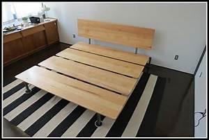 Bett Selber Planen : bett auf rollen selber bauen betten house und dekor galerie enazeekgva ~ Markanthonyermac.com Haus und Dekorationen