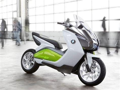 Bmw Unveils C Evolution Electric Scooter