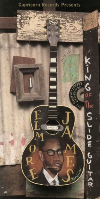 King of the Slide Guitar: The Fire/Fury/Enjoy Recordings ...