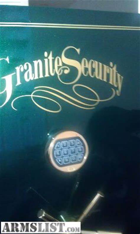 armslist for sale 36 gun granite security