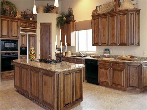 Wood Stain Colors For Kitchen Cabinets, Cypress Wood
