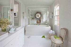 A Tiny Bath Becomes An Elegant Space To Relax Photos