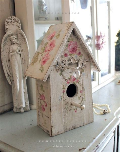 shabby chic bird houses 17 best ideas about shabby chic birdhouse on pinterest birdhouses bird houses painted and