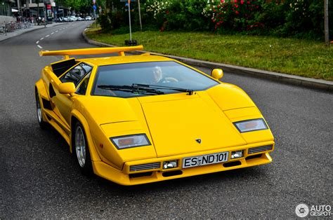Lamborghini Countach 5000 S - 29 June 2015 - Autogespot