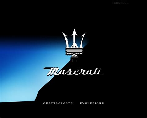 maserati logo redirecting