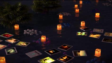 potere delle candele la notte delle candele nella villa delle fate sulla