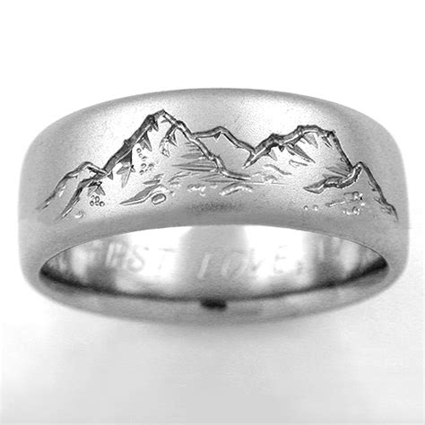 iconic  unique mens wedding ring designs