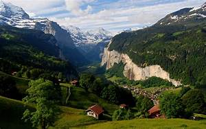 Places To See Before You Die: Lauterbrunnen Valley