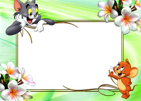 Kids PowerPoint Borders and Frames