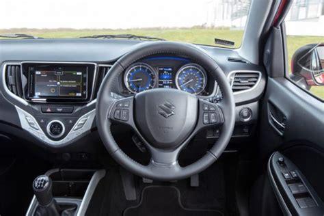 suzuki baleno shvs interior concept cars group pins