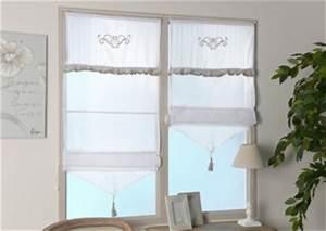 Rideaux Style Romantique : d coration de charme des rideaux pour habiller vos ~ Melissatoandfro.com Idées de Décoration