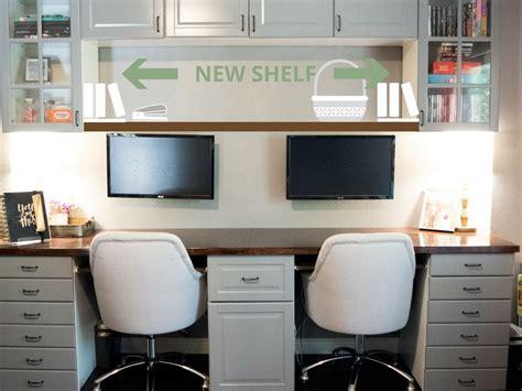 8 ikea desk hacks that will take your breath away. Custom Desk Build Part Two   Ikea built in, Home, Diy desk