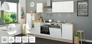 Küchenzeile Mit Aufbau : k chenzeilen von uno m bel h ffner ~ Eleganceandgraceweddings.com Haus und Dekorationen