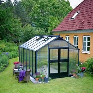 Gewächshaus Aus Glas : gew chshaus 8 8m aluminium und doppelstegplatten premium juliana ~ Whattoseeinmadrid.com Haus und Dekorationen