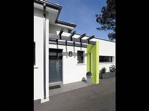 Porche Entrée Maison : une superbe maison design igc porche d 39 entr e maisons ~ Premium-room.com Idées de Décoration