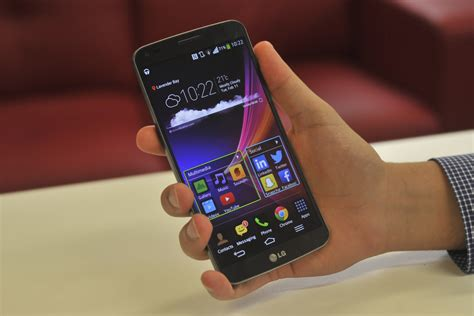 lg curved phone lg g flex review australia s curved screen