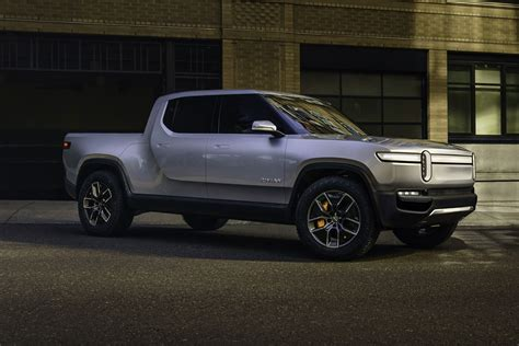 The World's First Off-road Electric Pickup