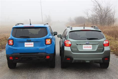jeep subaru subaru vs subaru forester auto cars