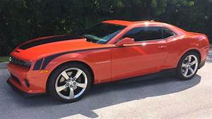 2010 Chevrolet Camaro 2ss  Rs 6 2l Ls3 Engine 500 Hp  Sold
