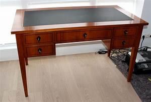 Schreibtisch 130 Cm : stilm bel reprodukte ~ Whattoseeinmadrid.com Haus und Dekorationen