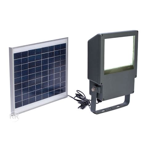 108 led outdoor solar powered wall mount flood security