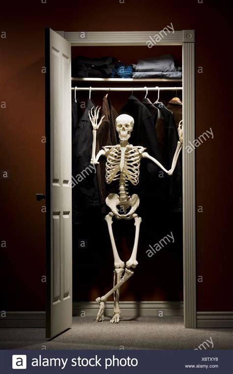 skeleton in the closet skeletons in the closet stock photos skeletons in the