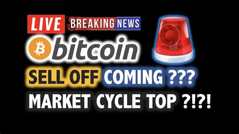At the moment of writing this article, btc is trading in the green, and the digital asset is priced at $14,392.65. BITCOIN SELL OFF Soon? Market Cycle Top? 💥 ️LIVE Crypto Analysis TA & BTC Cryptocurrency Price ...