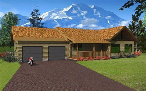 hickory ridge log home custom timber log homes
