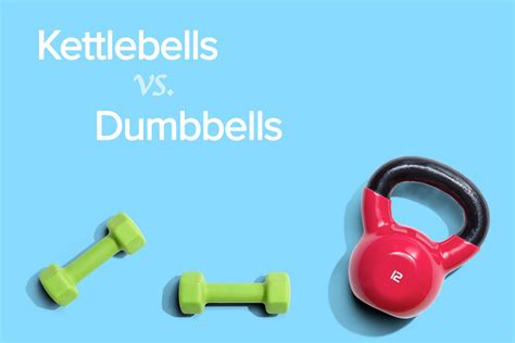 dumbbells kettlebells better than why cardio